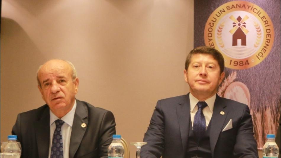Gusad'dan Ukrayna'da Un ve Buğday Forumu